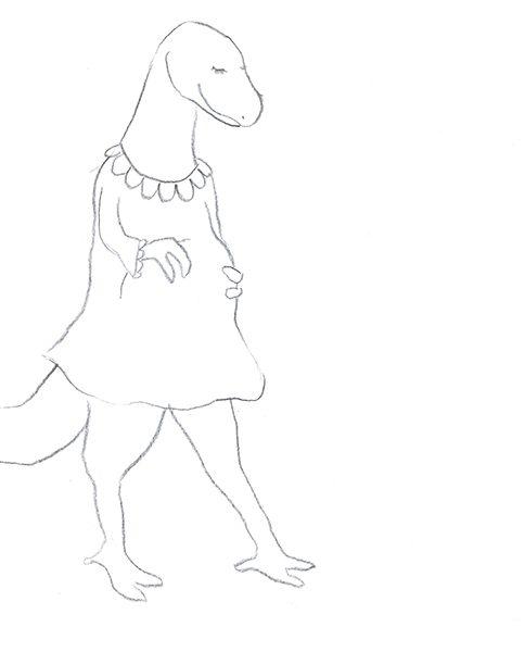 Dino #3